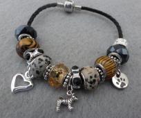 """""""Shar Pei"""" bracelet"""