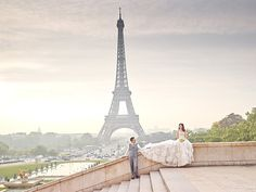 Beautiful engagement shoot in Paris   The Things Every Bride Needs to Know about Bridal Salons - Bridestory Blog