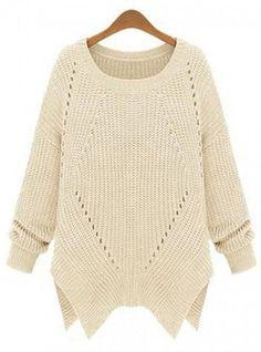 пуловер неброская красота вязание