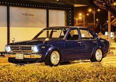 1976 Toyota Corolla KE30