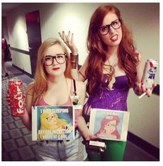 hipster Ariel Cosplay | hipster ariel #hipster princess #the little mermaid #sleeping beauty