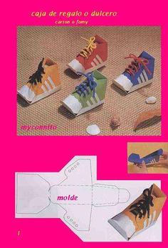 Modelos de caixas - Aurora Barenco - Picasa Webalbums