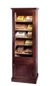 Reliance 1000 Traditional Cigar Display Humidor