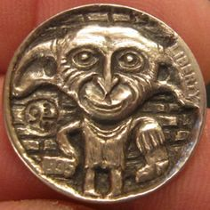 """Hobo Nickel, """"Master Gave Me Clothes! Hobo Nickel, Antique Coins, Mermaids And Mermen, Coin Jewelry, Cupid, Jewelry Collection, Hand Carved, Give It To Me, Carving"""