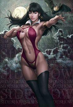 Vampirella Premium Format Statue by Artgerm on DeviantArt