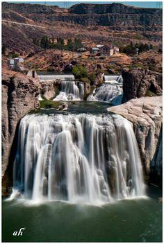 Shoshone Falls. Twin Falls, Idaho
