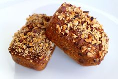 Mad med hjertet: Små finurlige rugbrød med chokolade, tranebær og hasselnødder