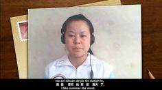 ♡♡♡Standard Chinese Language Learning♡♡♡ (Mandarin) (07.25) 夏天系列 (十) 最喜欢夏天 A:Sì gè jìjié zhōng,wǒ zuì xǐhuan de jiù shì xiàtiān le。 A:四个季节中,我最喜欢的就是夏天了。 A: Among the four seasons, I like summer the most. B:Wǒ yě shì。Kěyǐ chuān piàoliang de qúnzi,hái kěyǐ chī měiwèi de xīguā。 B:我也是。可以穿漂亮的裙子,还可以吃美味的西瓜。 B: Me, too. We can wear beautiful skirts and eat delicious watermelons. http://www.e-Putonghua.com/