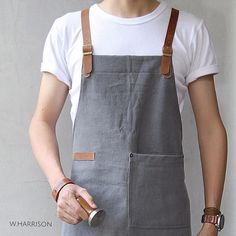 #dealorwils #wearemadeofstories #handcrafted #artisan #apron #barista #coffeeenthusiast #baker #carpenter #kitchenenthusiasts #limited by nw.harrison