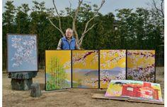 73-year-old Tatsuo Horiuchi Uses Microsoft Excel to Create Elaborate Spreadsheet Art