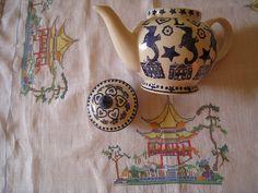 Beautiful Emma Bridgewater teapot