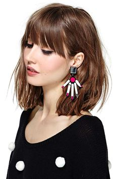 Color The post Color appeared first on Peinados. Cut My Hair, New Hair, Hairstyles With Bangs, Pretty Hairstyles, Oval Face Hairstyles, Pelo Midi, Medium Hair Styles, Short Hair Styles, Great Hair