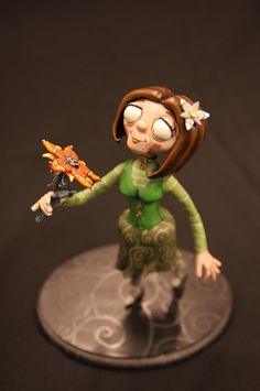 Figurine by Morffin Creations