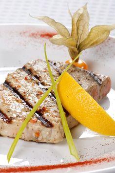 Dinner Recipe: Grilled Tuna Steaks Recipe