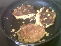 Homemade Corn Fritters