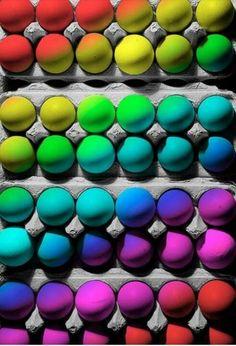 Paaseieren versieren en verven voor Pasen; 85 voorbeelden en technieken - Mamaliefde