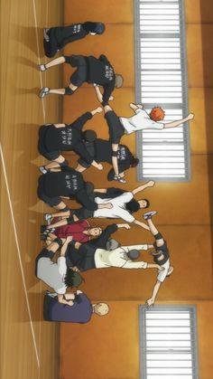 Haikyuu Nishinoya, Haikyuu Fanart, Haikyuu Anime, Anime Scenery Wallpaper, Cute Anime Wallpaper, Anime Guys, Manga Anime, Volleyball Anime, Haikyuu Wallpaper