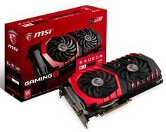MSI Radeon RX 480 GAMING X 8G 8GB DDR5 Video Card $229.99 or less AR @ Jet.com (New customers)