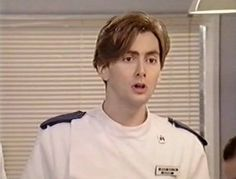 THROWBACK THURSDAY: #DavidTennant In Holding The Baby!  #DoctorWho