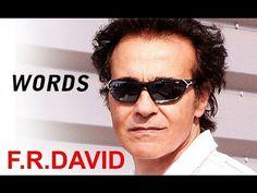 FR David   Words   Tradução - YouTube