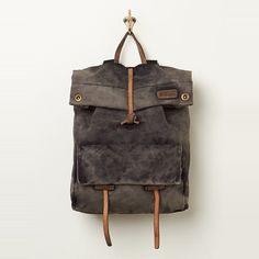 Rank & Style Top Ten Lists | Bed|Stü Santa Cruz Backpack $128 #rankandstyle