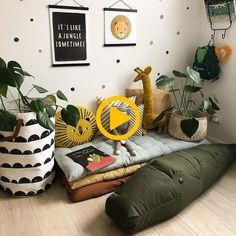 [Werbung] ⠀⠀⠀⠀⠀⠀⠀⠀⠀⠀ Welcome to the jungle! In our cozy corner, it has become very jungle meanwhile - feel it - [Advertising] ⠀⠀⠀⠀⠀⠀⠀⠀⠀⠀ Welcome to the jungle! In our cozy corner, it has beco - Baby Bedroom, Baby Boy Rooms, Nursery Room, Girls Bedroom, Bedroom Decor, Safari Bedroom, Boys Jungle Bedroom, Themed Nursery, Jungle Theme Nursery