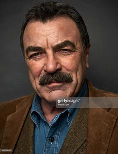 Actor Tom Selleck is photographed for SAG Foundation on September 29, 2016, in New York City.