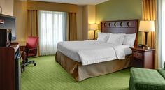 Hampton Inn & Suites Tampa Ybor City Downtown Tampa Situated in historic Ybor City, Florida, this non-smoking hotel features an outdoor swimming pool and a transfer service within 5 kilometres. It is 14 minutes' drive from Tampa International Airport.