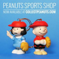Snoopy, Charlie Brown and the Peanuts gang have always been ready to get outside and play sports! From football and baseball, to skateboarding and hockey, the Peanuts Sports Shop has all their favorite activities. Start shopping at CollectPeanuts.com!