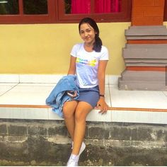 Untitled Beauty Full Girl, Beauty Girls, School Girl Dress, Indonesian Girls, High School Girls, Kawaii Girl, Girl Pictures, Teen Fashion, Asian Beauty