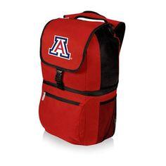 Zuma Cooler Backpack - Red (University of Arizona - Wildcats) Digital Print