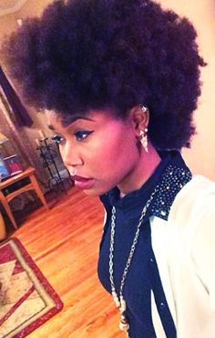 Natural Hair | So gorg, I wont trade my hair for nothing!
