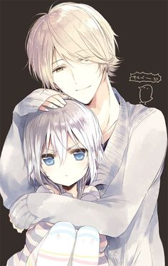 Resultado de imagen para my fiance is in love with my younger sister manga Anime Siblings, Cute Anime Couples, Manga Anime, Manga Art, I Love Anime, Awesome Anime, Anime Style, Kawaii Anime, Manga Romance
