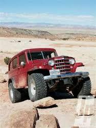 Resultado de imagen para imagenes de jeep willys modelo 48 similar al baqueano de ika