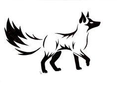 tribal_fox_tattoo_by_soulwolf16-d51u6jn.jpg (900×695)