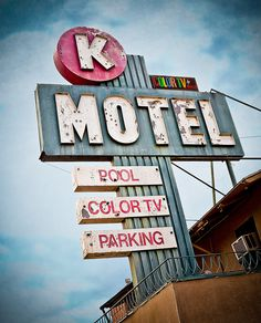 Circle K Motel: Part 1 by Shakes The Clown, via Flickr
