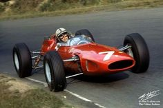 John Surtees, Ferrari F1, 1964.
