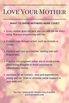 5 ways we can show more compassion to mothers starting today! Click for the full post on mothers and compassion or pin for later!