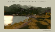 Lillesund an idyllic world inpired from Norway by galadrielh - Sims 3 Downloads CC Caboodle