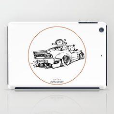 Crazy Car Art 0007 - $60 Weird Cars, Car Illustration, Kustom Kulture, Ipad Case, Old School, Japanese, Drawings, Artwork, Work Of Art