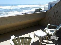 Queen Master Deck w/ Ocean Views