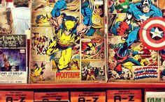 Leggere i fumetti per migliorare il proprio inglese #lingue #inglese #fumetti