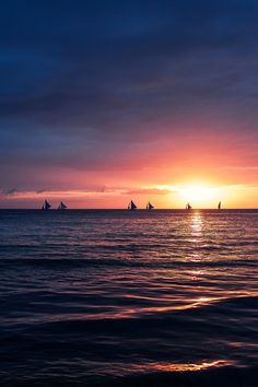 Red Sails in the Sunset......