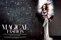 sequin runway - magical