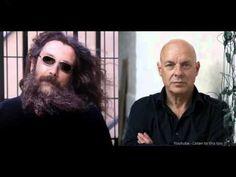 Alan Moore Interviews Brian Eno - YouTube