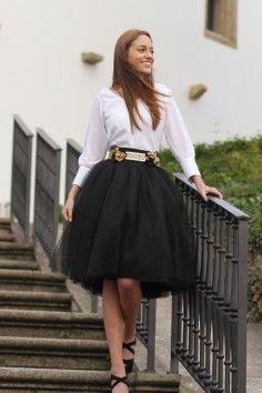 Aluèt - Faldas de tul y prendas de fiesta confeccionadas a mano en Galicia…  Ropa 64ca447b8482