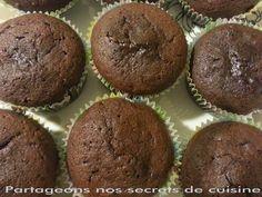 Partageons nos secrets de cuisine : Muffin au chocolat