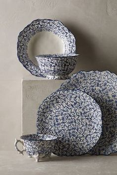 Anthropologie Attingham Dinnerware #AnthroFave