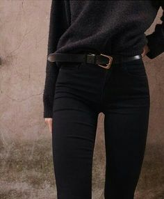 Denim + Sweater