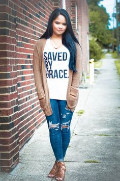 Saved By Grace Blessed Shirt Faith Jesus by savedbygraceco